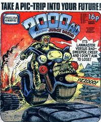 Cover Thumbnail for 2000 AD (IPC, 1977 series) #254