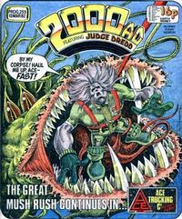 Cover Thumbnail for 2000 AD (IPC, 1977 series) #255