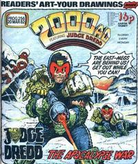 Cover Thumbnail for 2000 AD (IPC, 1977 series) #256