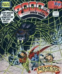 Cover Thumbnail for 2000 AD (IPC, 1977 series) #257