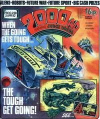 Cover Thumbnail for 2000 AD (IPC, 1977 series) #258