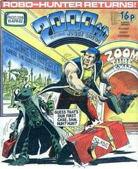Cover Thumbnail for 2000 AD (IPC, 1977 series) #259