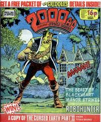 Cover Thumbnail for 2000 AD (IPC, 1977 series) #261