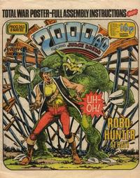 Cover Thumbnail for 2000 AD (IPC, 1977 series) #263