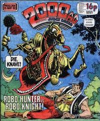 Cover Thumbnail for 2000 AD (IPC, 1977 series) #264