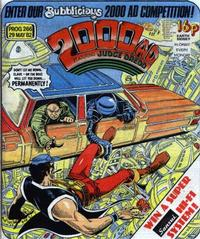 Cover Thumbnail for 2000 AD (IPC, 1977 series) #266