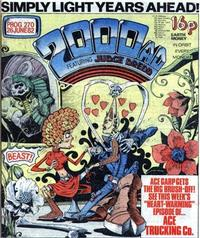 Cover Thumbnail for 2000 AD (IPC, 1977 series) #270