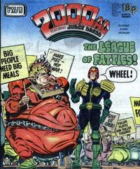 Cover Thumbnail for 2000 AD (IPC, 1977 series) #273