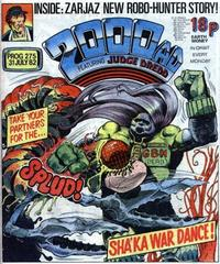 Cover Thumbnail for 2000 AD (IPC, 1977 series) #275