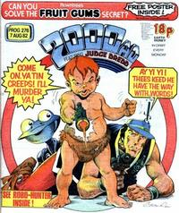 Cover Thumbnail for 2000 AD (IPC, 1977 series) #276