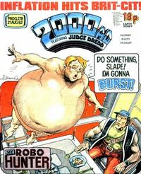 Cover Thumbnail for 2000 AD (IPC, 1977 series) #278