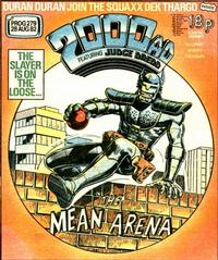 Cover Thumbnail for 2000 AD (IPC, 1977 series) #279