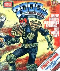 Cover Thumbnail for 2000 AD (IPC, 1977 series) #281