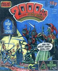 Cover Thumbnail for 2000 AD (IPC, 1977 series) #282