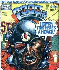 Cover Thumbnail for 2000 AD (IPC, 1977 series) #284