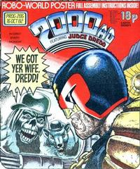 Cover Thumbnail for 2000 AD (IPC, 1977 series) #286