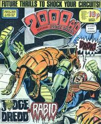 Cover Thumbnail for 2000 AD (IPC, 1977 series) #289
