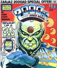 Cover Thumbnail for 2000 AD (IPC, 1977 series) #290