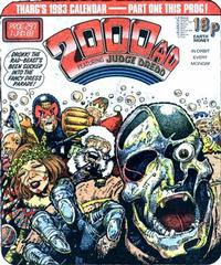 Cover Thumbnail for 2000 AD (IPC, 1977 series) #297