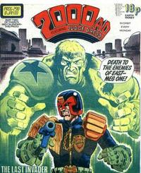 Cover Thumbnail for 2000 AD (IPC, 1977 series) #298