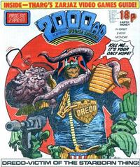 Cover Thumbnail for 2000 AD (IPC, 1977 series) #310