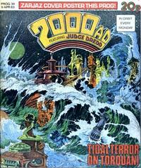 Cover Thumbnail for 2000 AD (IPC, 1977 series) #311