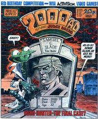 Cover Thumbnail for 2000 AD (IPC, 1977 series) #312