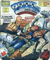 Cover Thumbnail for 2000 AD (IPC, 1977 series) #313