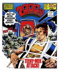 Cover Thumbnail for 2000 AD (IPC, 1977 series) #314
