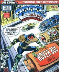 Cover Thumbnail for 2000 AD (IPC, 1977 series) #315
