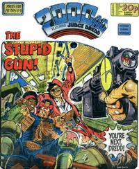 Cover Thumbnail for 2000 AD (IPC, 1977 series) #318