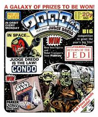 Cover Thumbnail for 2000 AD (IPC, 1977 series) #320