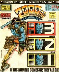 Cover Thumbnail for 2000 AD (IPC, 1977 series) #323