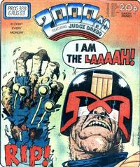 Cover Thumbnail for 2000 AD (IPC, 1977 series) #328
