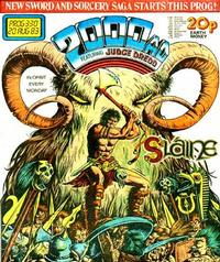 Cover Thumbnail for 2000 AD (IPC, 1977 series) #330