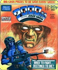 Cover Thumbnail for 2000 AD (IPC, 1977 series) #331