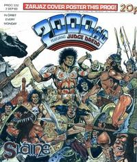 Cover Thumbnail for 2000 AD (IPC, 1977 series) #332