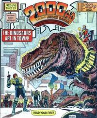 Cover Thumbnail for 2000 AD (IPC, 1977 series) #346