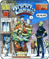 Cover Thumbnail for 2000 AD (IPC, 1977 series) #348