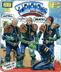 Cover Thumbnail for 2000 AD (IPC, 1977 series) #386