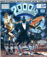 Cover Thumbnail for 2000 AD (IPC, 1977 series) #387