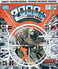 Cover Thumbnail for 2000 AD (IPC, 1977 series) #392