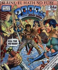 Cover Thumbnail for 2000 AD (IPC, 1977 series) #420