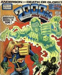 Cover Thumbnail for 2000 AD (IPC, 1977 series) #427