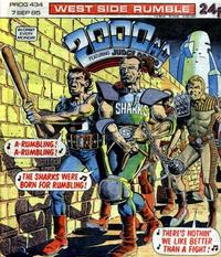 Cover Thumbnail for 2000 AD (IPC, 1977 series) #434