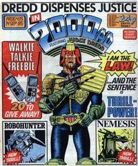 Cover Thumbnail for 2000 AD (IPC, 1977 series) #435