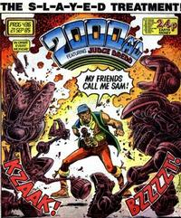 Cover Thumbnail for 2000 AD (IPC, 1977 series) #436