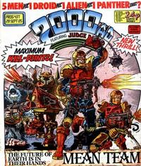 Cover Thumbnail for 2000 AD (IPC, 1977 series) #437