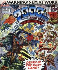 Cover Thumbnail for 2000 AD (IPC, 1977 series) #438