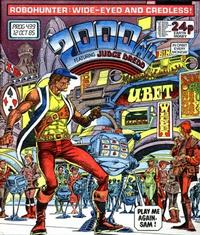 Cover Thumbnail for 2000 AD (IPC, 1977 series) #439